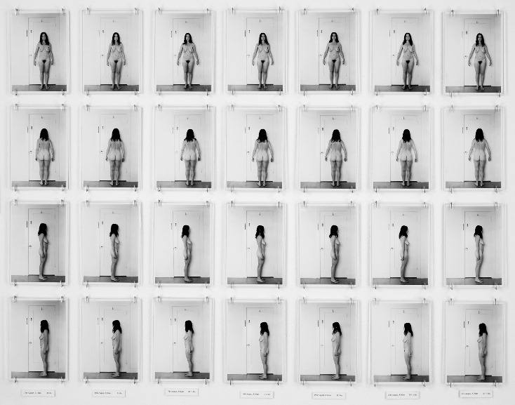 Eleanor Antin - Carving A Traditional Sculpture