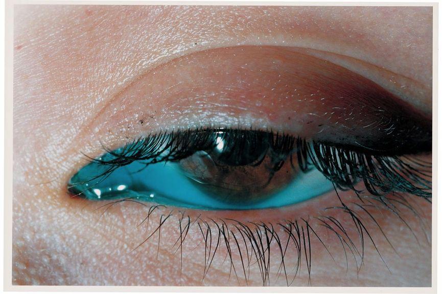 Elinor Caruci - Eye, 1996
