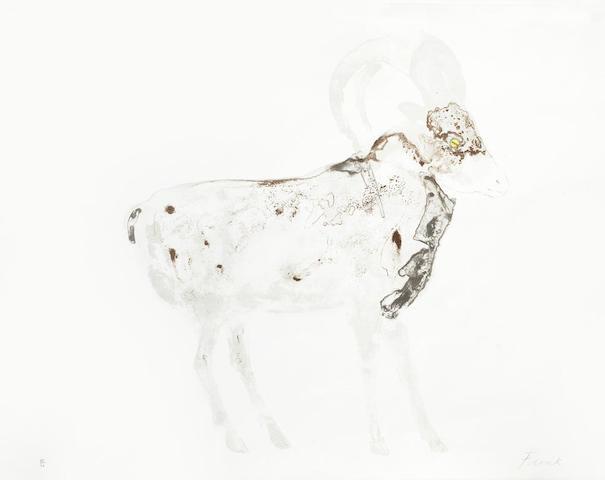Elisabeth Frink-Mouflon-1970