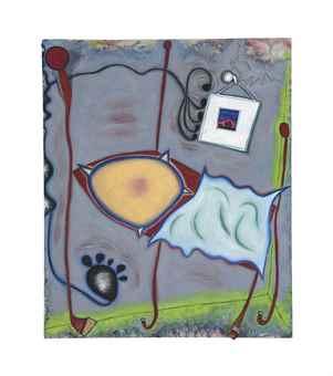 Elizabeth Murray-Early Light-1995