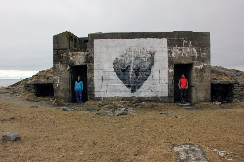 Ella and Pitr Leave Their Mark in Stavanger in Melt Down - A Collaboration with Nuart