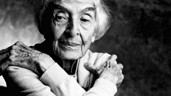 Ellen Auerbach portrait