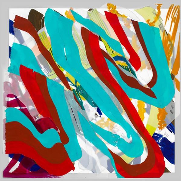 Ellen Priest - Jazz Cubano #5 Arturo and Elio's Dos Y Mas, 2014, abstract art