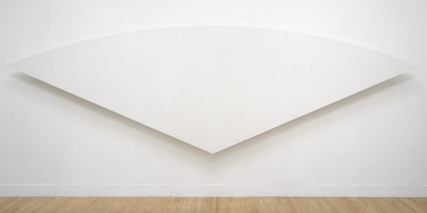 Ellsworth Kelly White Curve