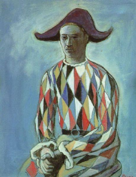 Elmyr de Hory - Harlequin, 1969-1969, fake picasso work
