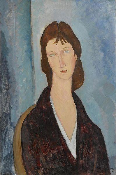Elmyr de Hory - Fake Modigliani, forgy