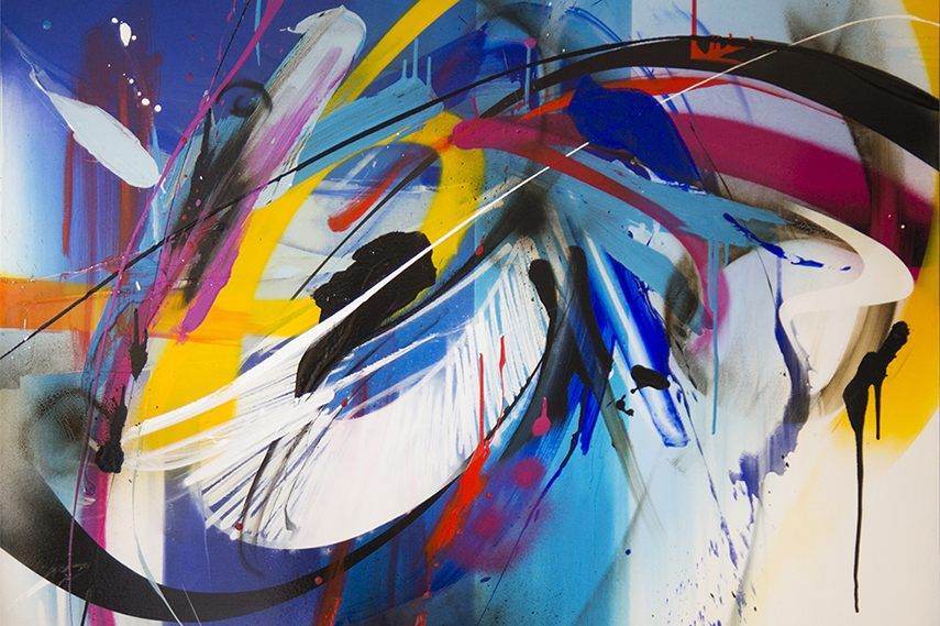 Emanuele Vittorioso - The Blue, Tre Quinta, 2015 galerie 2013