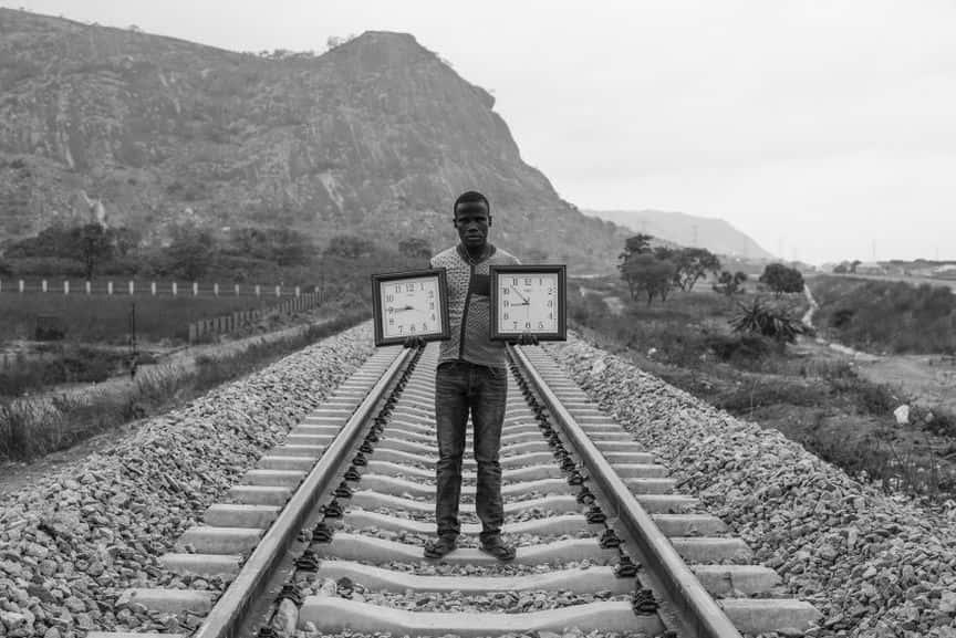 Emeka Okereke - Dilemma of a New Age II, 2016