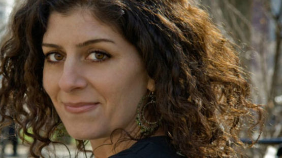 Emily Jacir - Artist's portrait - Image via herbalpertawardsorg