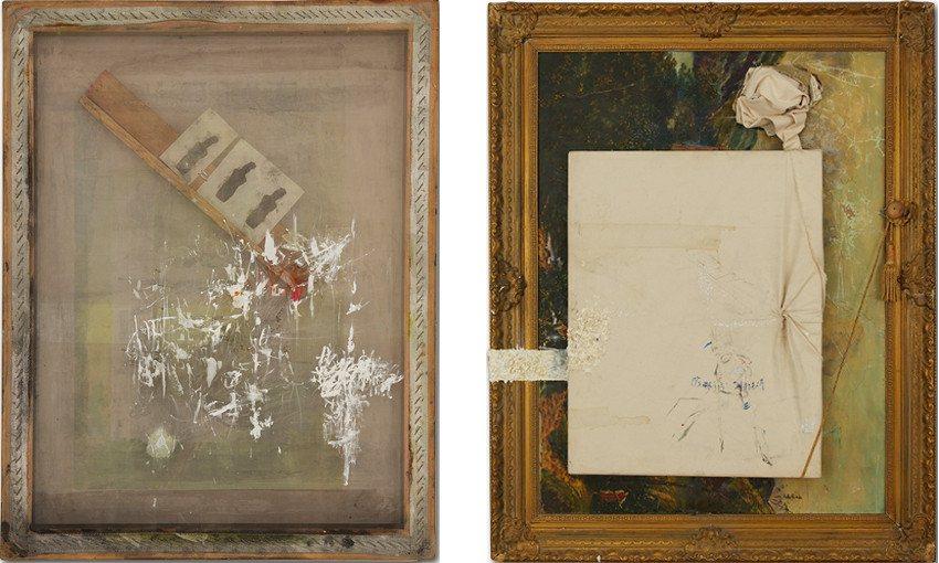 Engels - Screen - 2012 (Left) / Bien Sure - 2013 (Right)