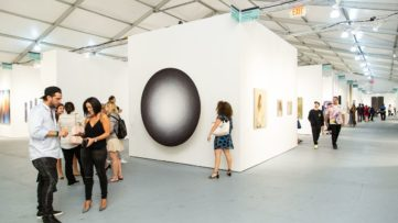 PULSE MIAMI BEACH 2018, Young Collectors Cocktail, among the most popular events of the Miami Art Week