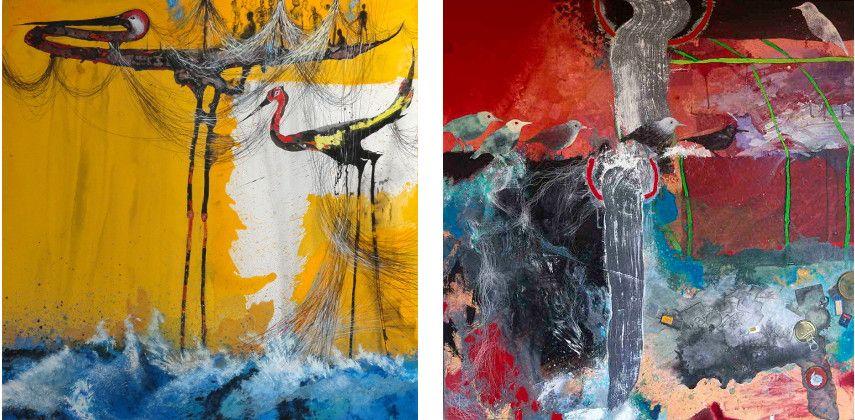 exposición galería arte francia pintura obras menorca premio galería
