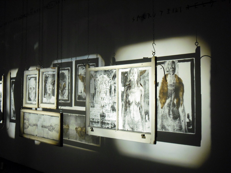 RexRomae presents Borondo in Shoreditch