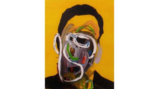 Eric Haacht - Untitled (the postponement), 2017