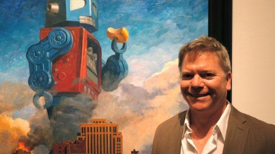 Eric Joyner portrait