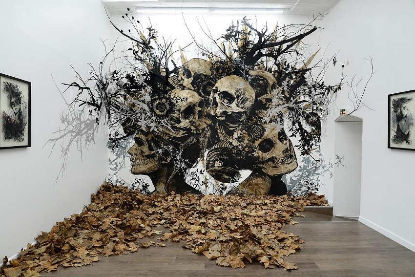 eric lacan solo exhibition