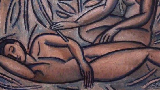 Eric Seeley - The Lovers, 1996 (Detail) - Copyright Eric Seeley