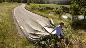Erik Johansson - Go Your Own Road, 2008