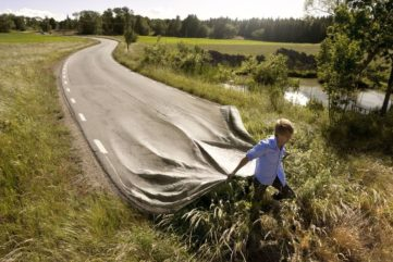Surrealistic Photography Prodigy Erik Johansson On View in Russia