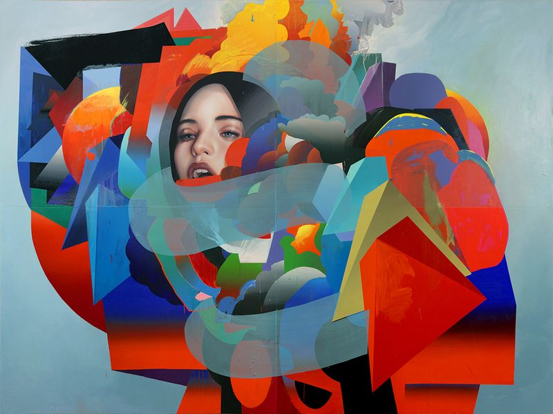 Erik Jones at Moniker London