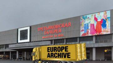 Erik Kessels Thomas Mailaender - Europe Archive