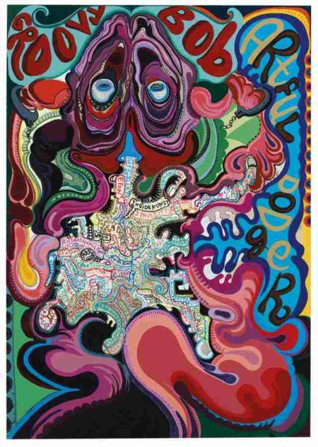 Erik Parker-Groovy Bob-2003
