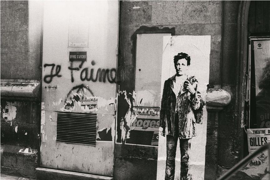 History of Street Art in France work city