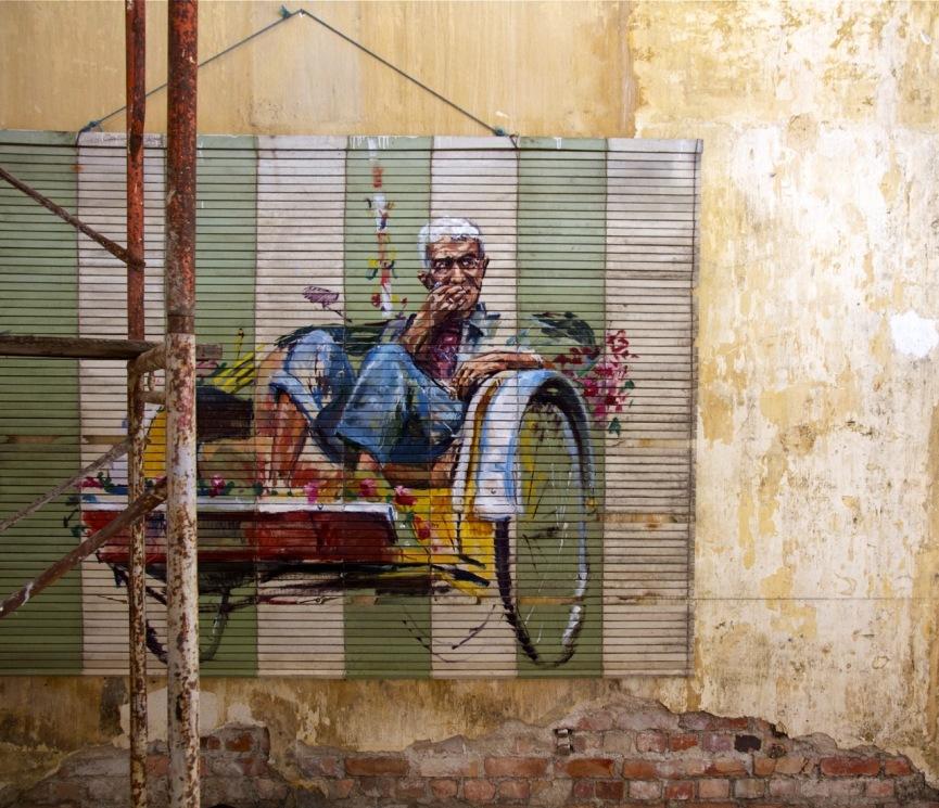 Street Art in Asia