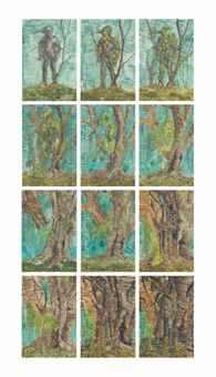 Ernesto Caivano-Land Compressions-2005
