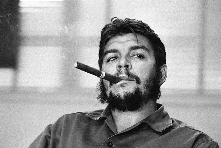 Ernesto Che Guevara, Havanna, Kuba, 1963