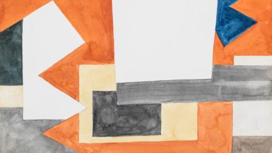 Ernst Caramelle - cut (action), 2013 (detail)