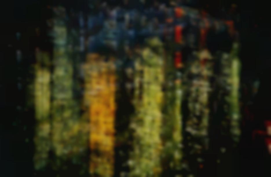 Ernst Haas-Lights Of New York City, Usa-1970