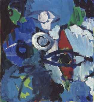 Ernst Wilhelm Nay-Morningstar-1963