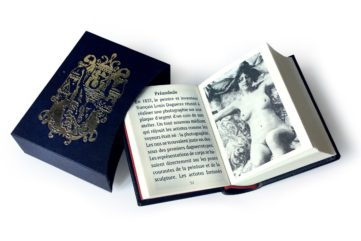 Vintage Erotic Photography - Summed Up in a Miniature Book!