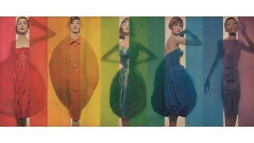 Erwin Blumenfeld - Rage for color