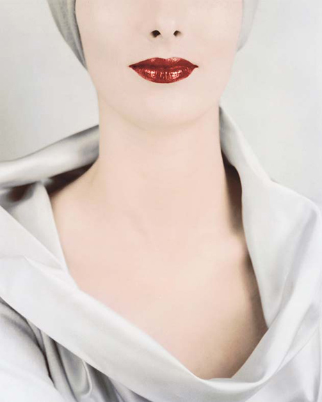 Erwin Blumenfeld Le Decollete, Victoria von Hagen, for Vogue, New York