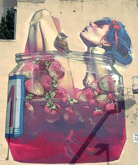 Taste Urban Art in Rome