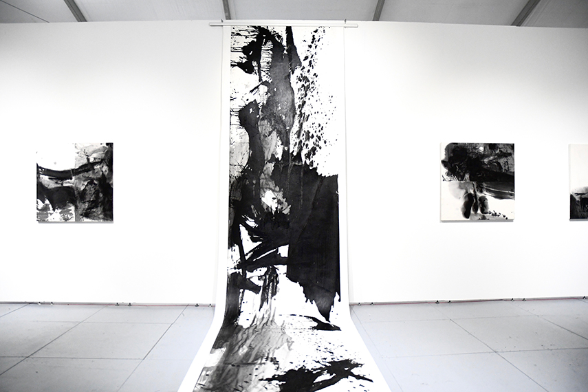 Ethan Cohen Gallery Lan Zhenghui SCOPE Miami 2019