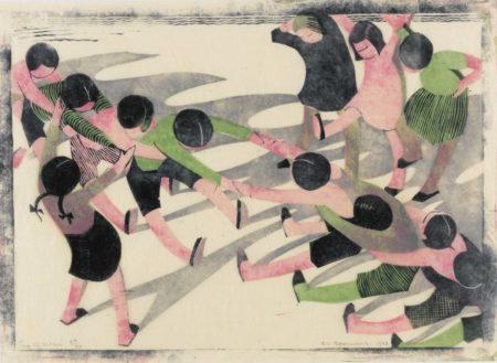 Ethel Spowers-Tug Of War-1933