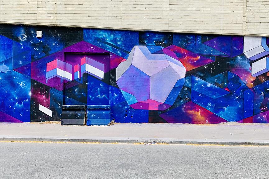 Etnik Mural GCA Gallery