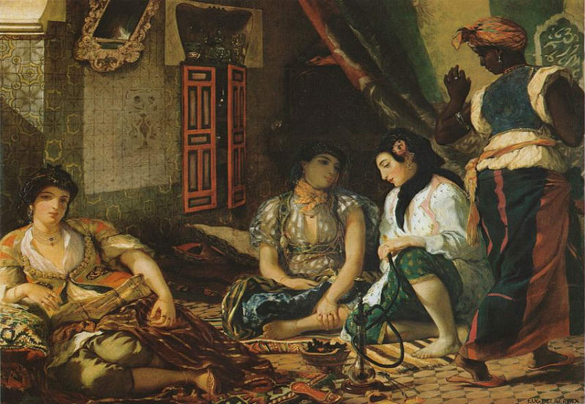 french romantic painters chios