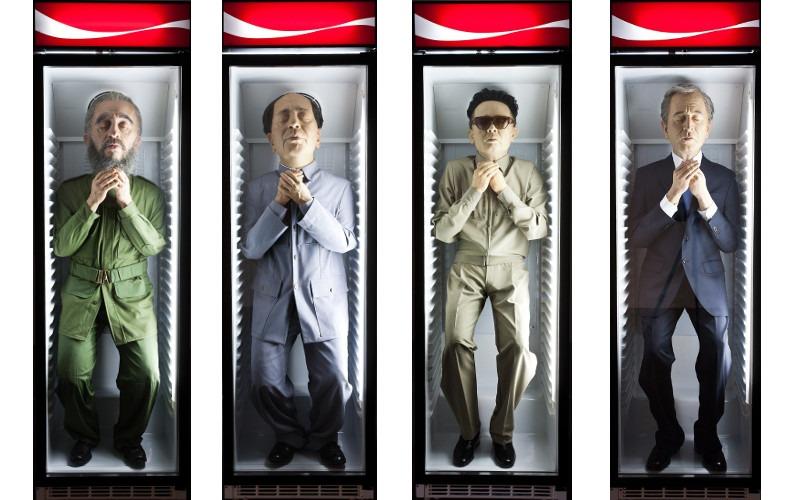 Eugenio Merino - Always Fidel, Always Mao, Always Kim, Always Bush - 2014