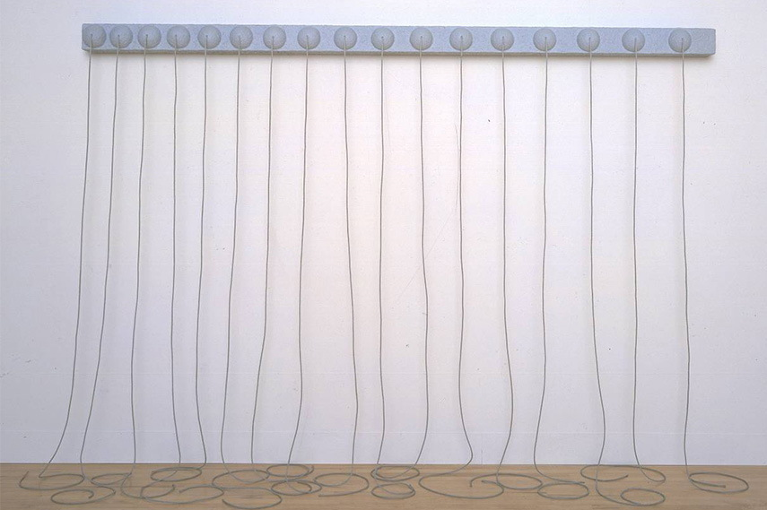 Eva Hesse - Addendum, 1967 museum american modern london gallery robert exhibition hauser new york university