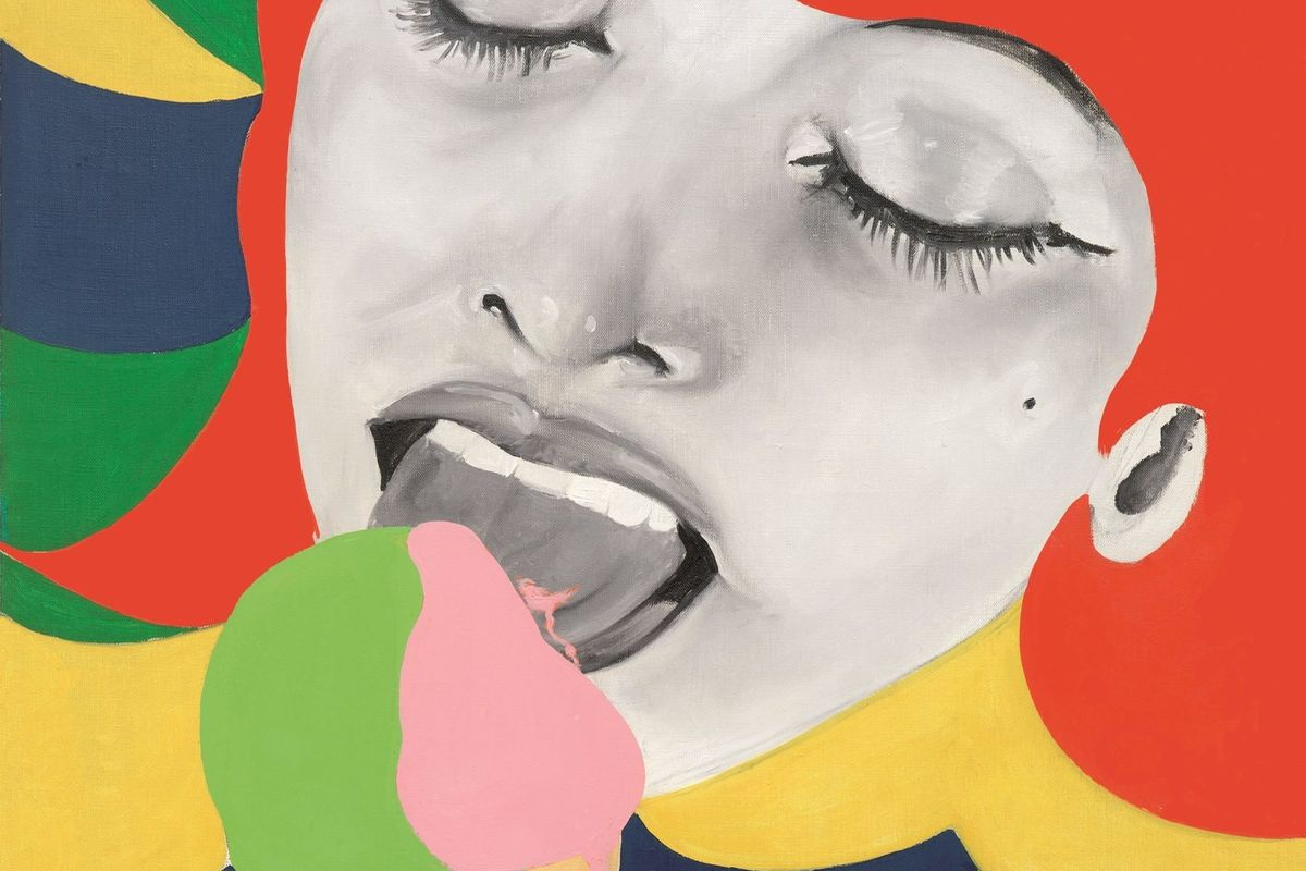 who are the pop art women we should know widewalls