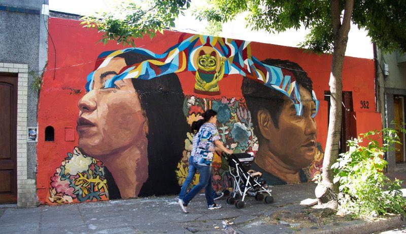 Ever - Après capitalisme - Buenos Aires, Argentina, 2015 - street view