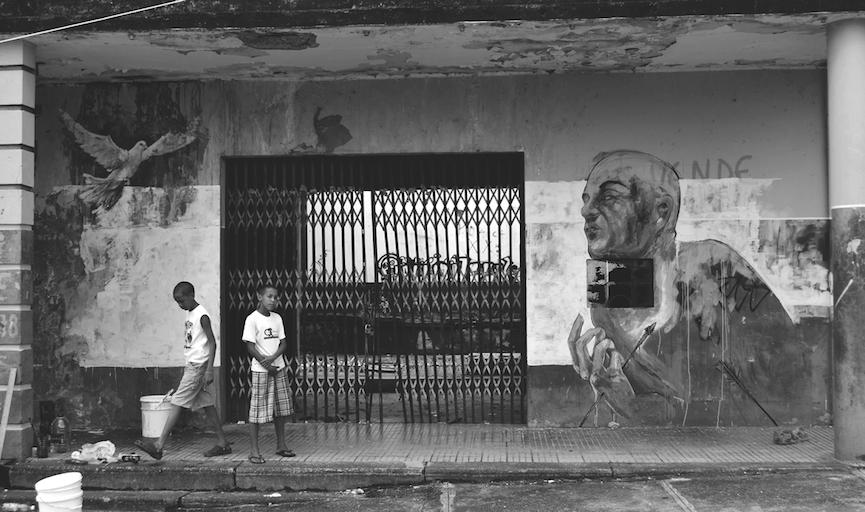 Evoca1 - Street art
