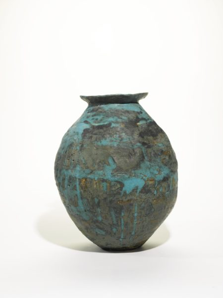 Ewen Henderson-Large Pot With Lip-