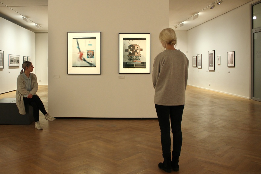 Exhibition View, Photo by Michaela Hille