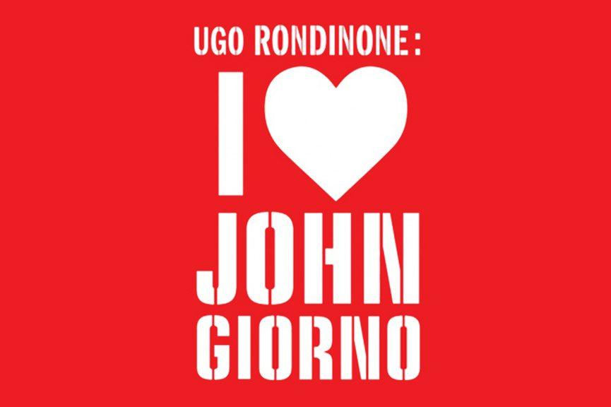 I ♥ JOHN GIORNO