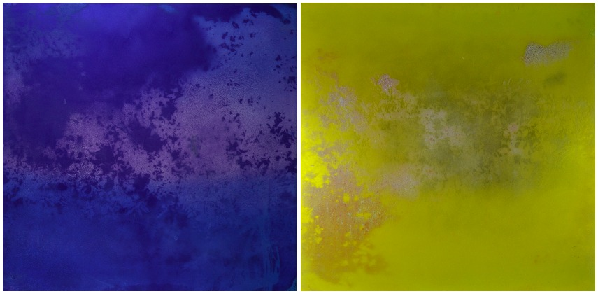 Andrew Taylor - Outside Harbour 3, 2016; Outside Harbour 4, 2016
